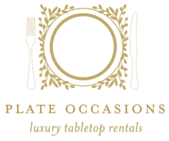 Plate Occasions logo